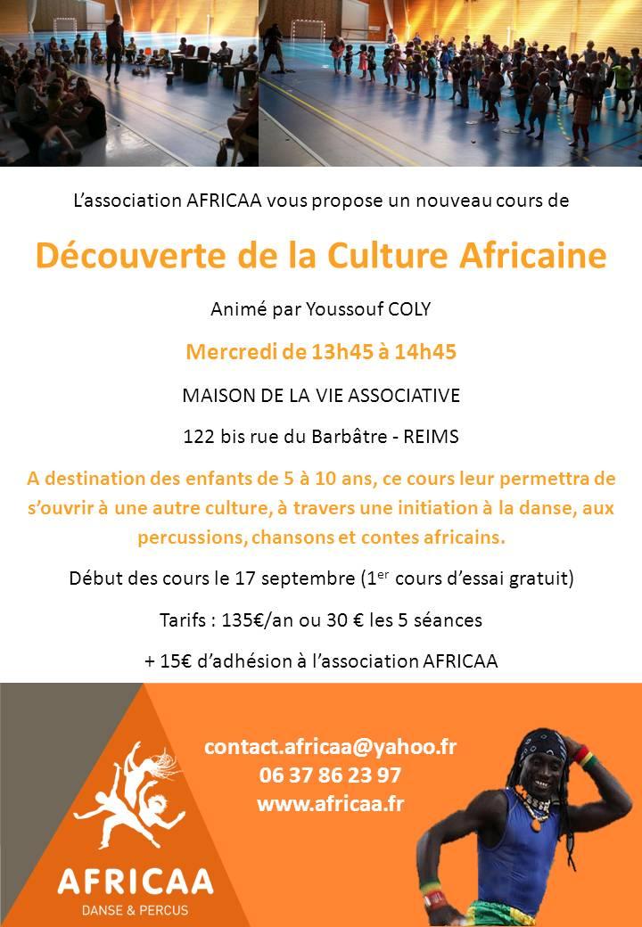 Découverte de la Culture Africaine