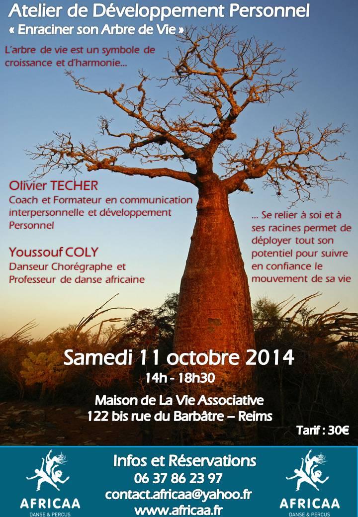 Affiche Atelier DP 11 Oct