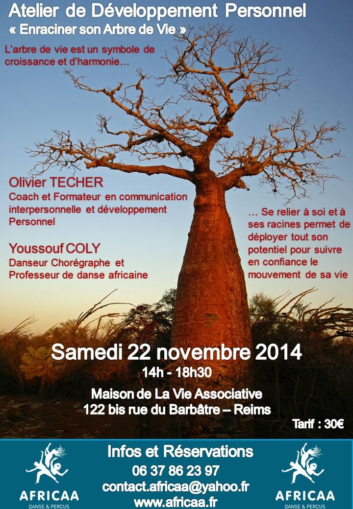 Affiche Atelier DP 22 Nov