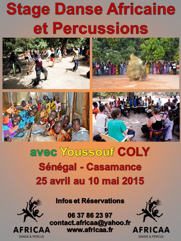 Stage Sénégal 2015