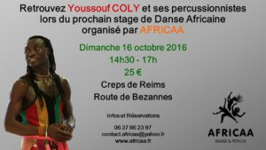 STAGE AFRICAA 16 OCT 2016