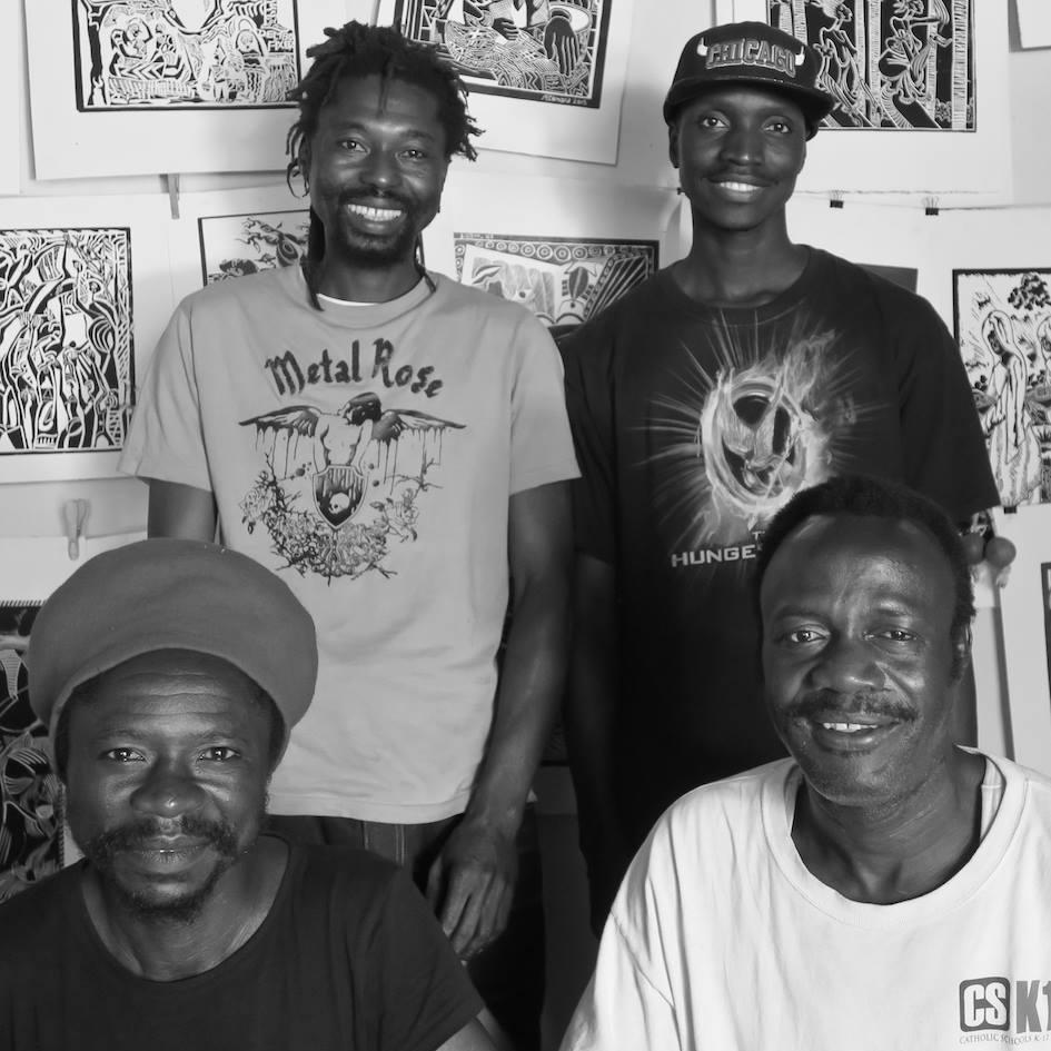 Africaa soutient le collectif d'artistes «Kafountine Lino Printing», et vous ?